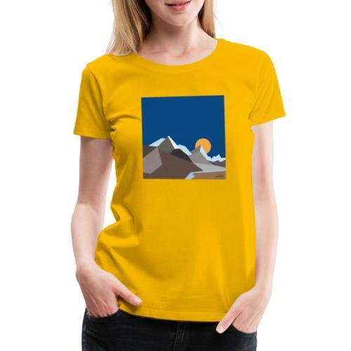 Himalayas - Women's Premium T-Shirt