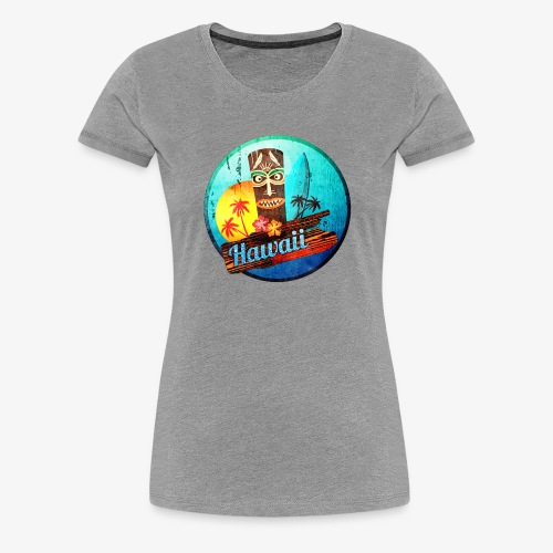 vintagecontest - Frauen Premium T-Shirt