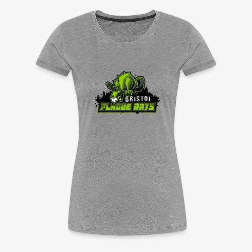 Bristol Plague Rats - Women's Premium T-Shirt