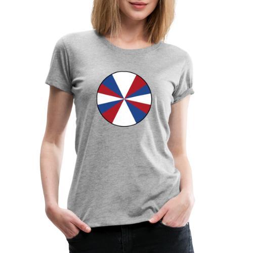 Geuzenvlag NL Nederland - Vrouwen Premium T-shirt