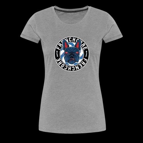 French neu - Frauen Premium T-Shirt