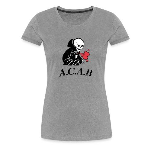 la mort - T-shirt Premium Femme