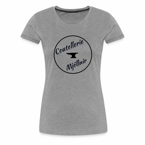 Logopit 1599761163240 - T-shirt Premium Femme