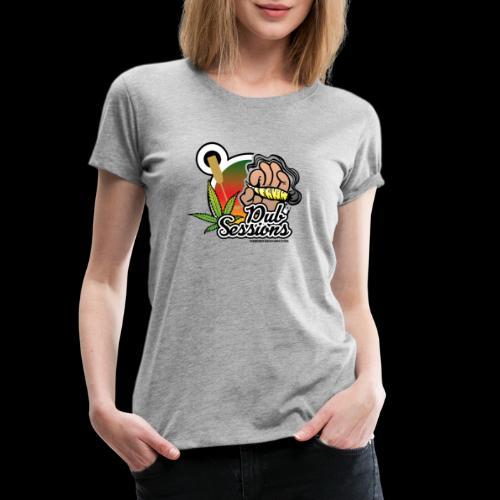 DUB SESSIONS UnderGroundSoundSystem - Frauen Premium T-Shirt
