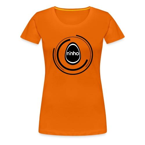 ninho-circle - Maglietta Premium da donna
