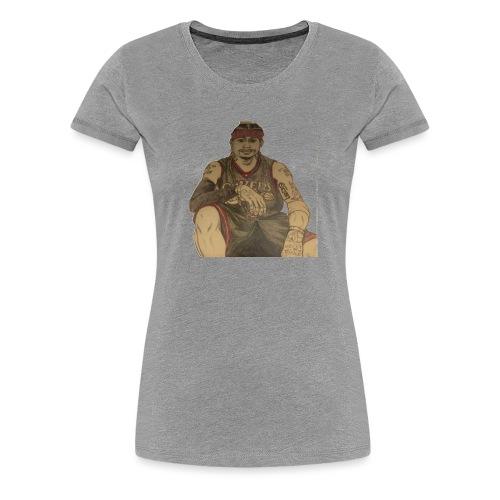 jugador - Camiseta premium mujer