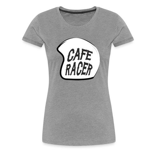 Cafe Racer Helmet - Frauen Premium T-Shirt