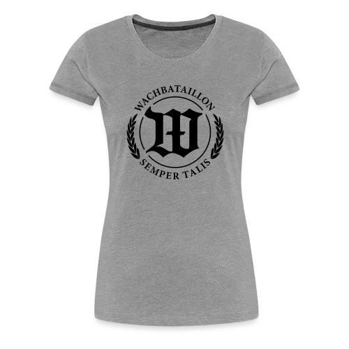 Gotische W - Frauen Premium T-Shirt