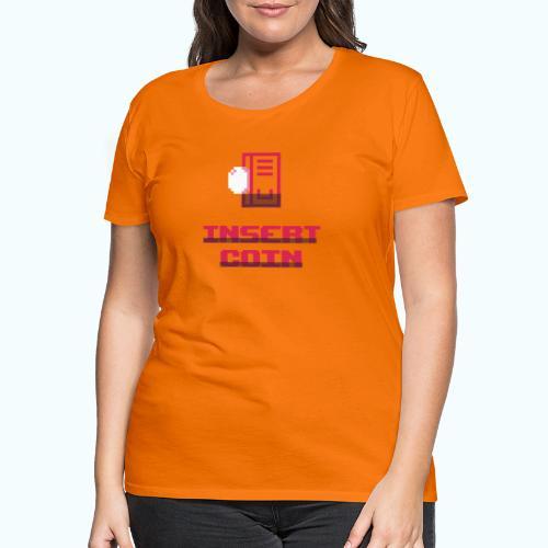 Spieler Retro Vintage - Women's Premium T-Shirt