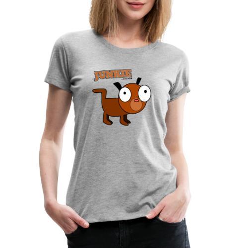 Junkie - Frauen Premium T-Shirt