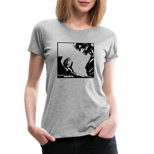 Osaka Mime - Women's Premium T-Shirt