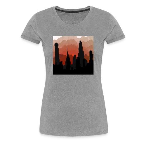SCAPE1 - Women's Premium T-Shirt
