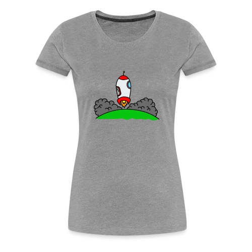 Rocket - Women's Premium T-Shirt
