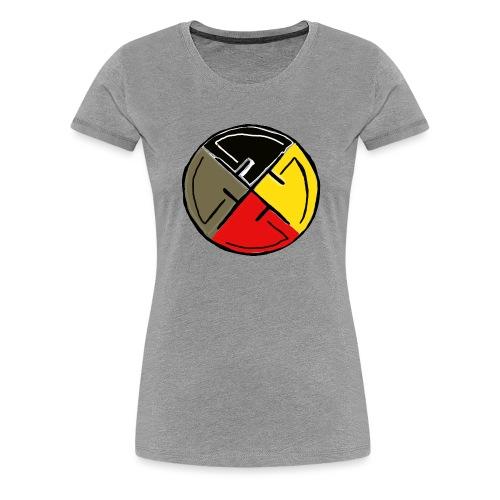 Twomanrule - Elements - Frauen Premium T-Shirt