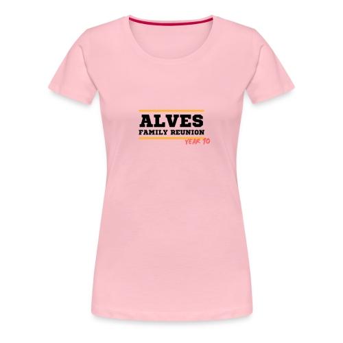 Alves - Maglietta Premium da donna