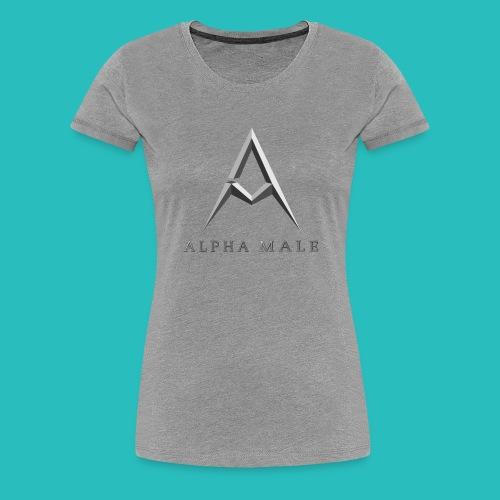 AlphaMale - Women's Premium T-Shirt