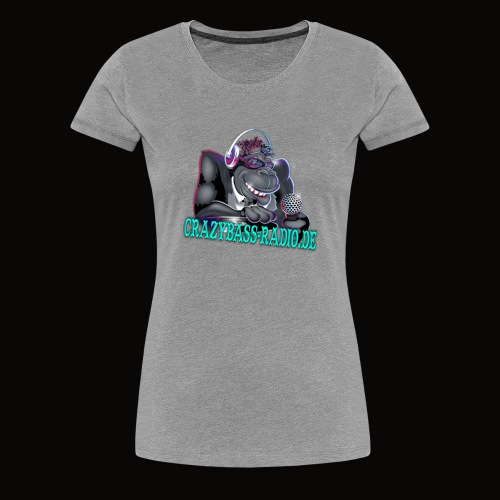 musiccbr - Frauen Premium T-Shirt
