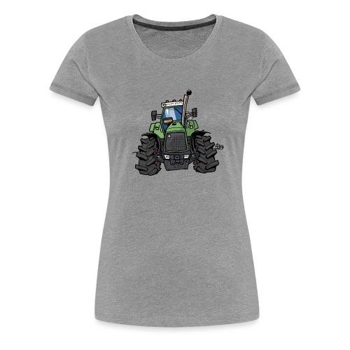 0145 F - Vrouwen Premium T-shirt