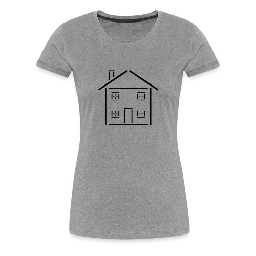 House - Women's Premium T-Shirt