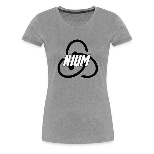 NIUM - T-shirt Premium Femme