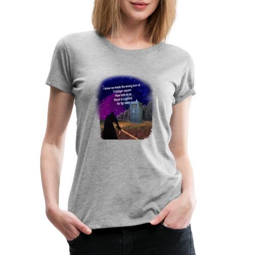Bad Parking - Women's Premium T-Shirt