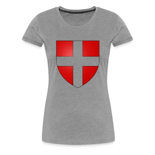 Savoie - T-shirt Premium Femme