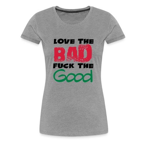 LBFG in Color - Women's Premium T-Shirt