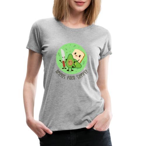 Amigos para siempre - Camiseta premium mujer