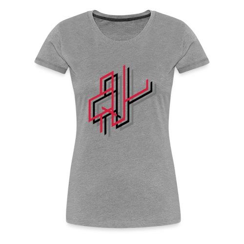 Triple QNL - T-shirt Premium Femme