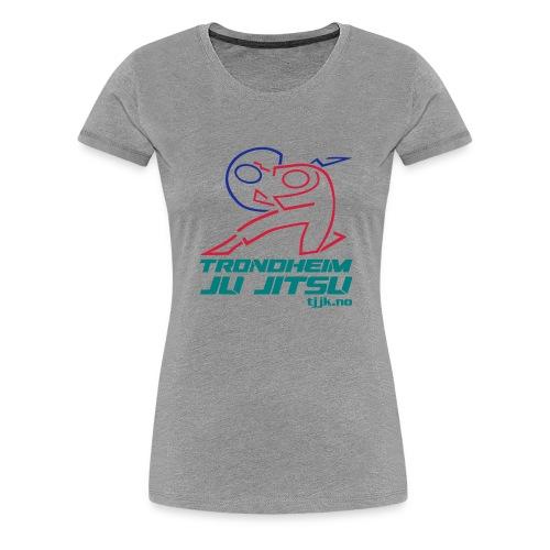 TJJK-15-square - Premium T-skjorte for kvinner