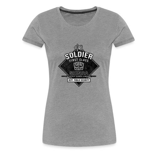 Soldier: First Class - Women's Premium T-Shirt