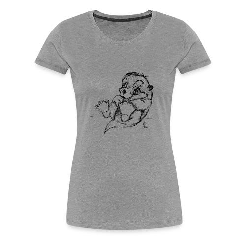 Loutre - T-shirt Premium Femme