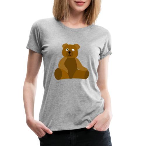nounours - T-shirt Premium Femme