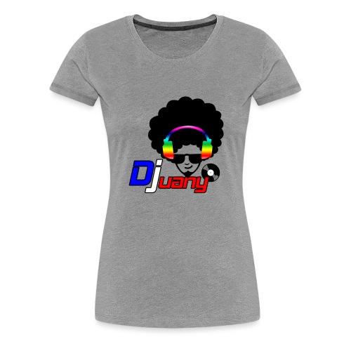 Djuany logo - Maglietta Premium da donna