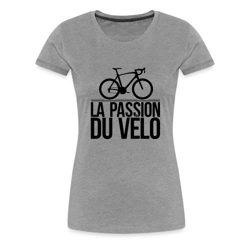 velo - Vrouwen Premium T-shirt