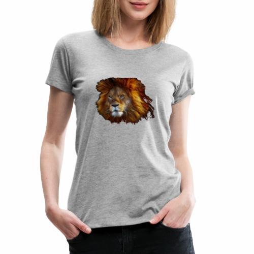 Lionking - Frauen Premium T-Shirt