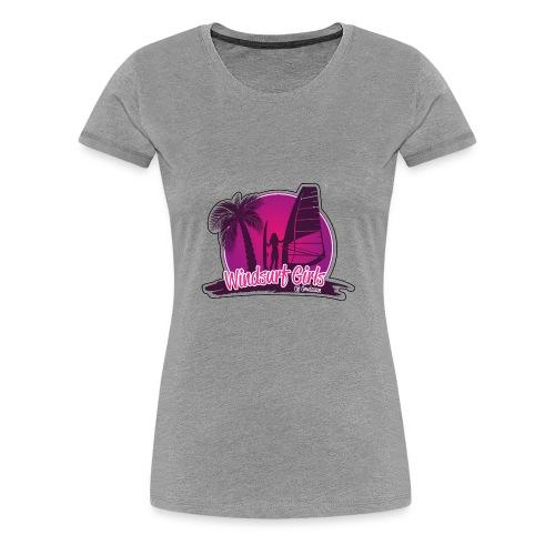 Windsurf Girls of Gruissan - T-shirt Premium Femme