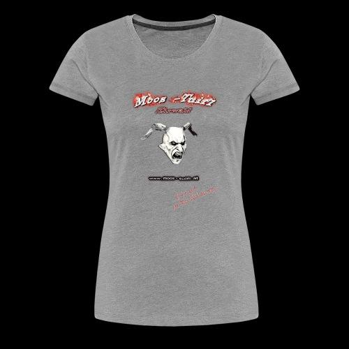 bedruck 2016 vorne original3 png - Frauen Premium T-Shirt