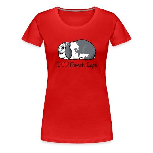 French Lop - Women's Premium T-Shirt