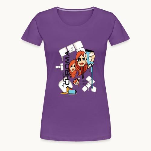 Chroma - T-shirt Premium Femme