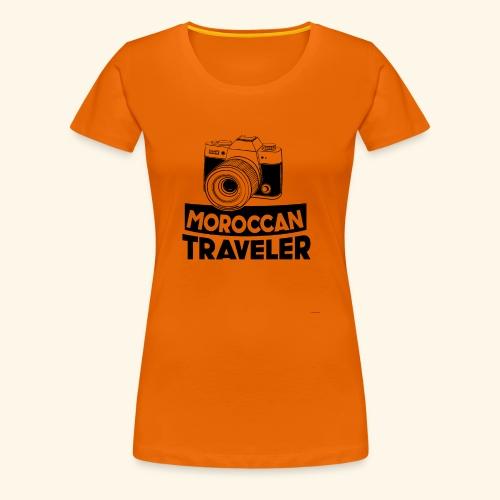 Moroccan Traveler - T-shirt Premium Femme