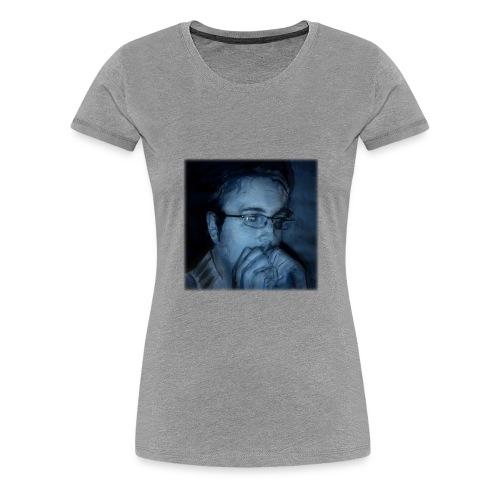 Scarlett Storpey Transparent no text png - Women's Premium T-Shirt