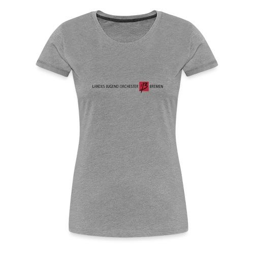 LJO Logo - Frauen Premium T-Shirt