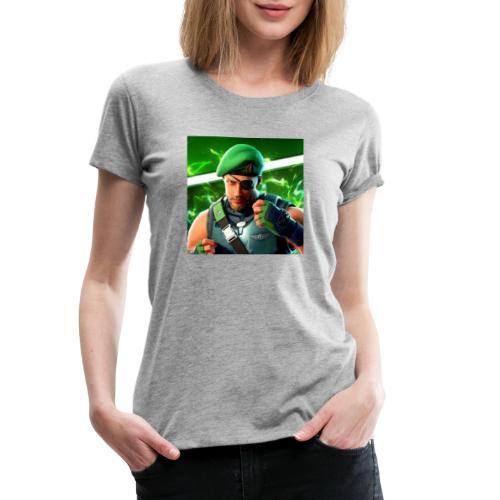ArenaBossGaming merch - Women's Premium T-Shirt