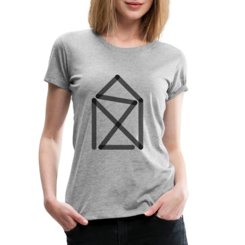 Nikolaushaus cultform - Frauen Premium T-Shirt