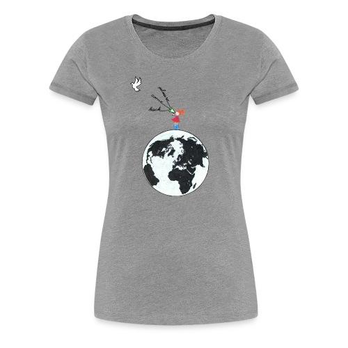 Come back - Frauen Premium T-Shirt