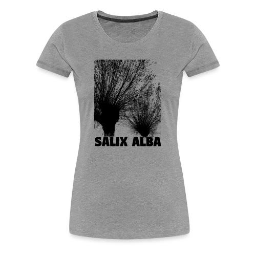 salix albla - Women's Premium T-Shirt