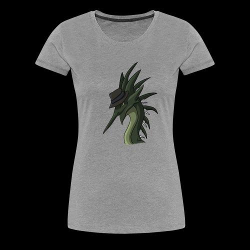 Sneaky officeal Monster Edition - Frauen Premium T-Shirt