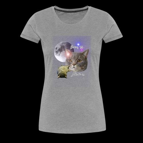 Epic Sieni Shirt - Naisten premium t-paita