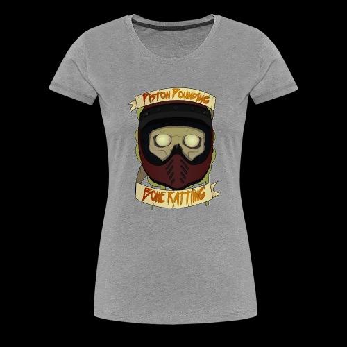 Bone Rattling - Women's Premium T-Shirt